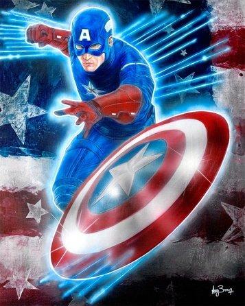 captain_america_avenger___acrylic_painting_by_acrylicavenger-d8n64es